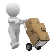 Cartons transport